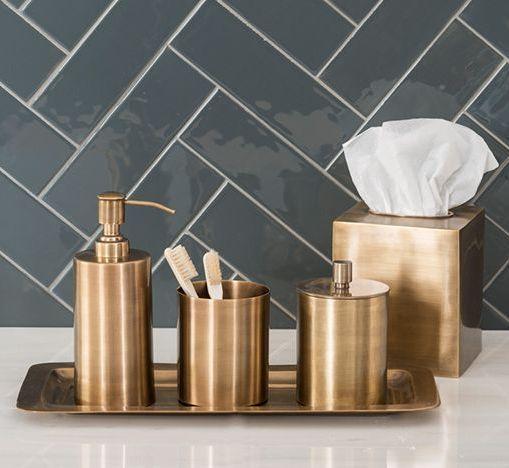 Bathroom Decor Bathroom Accessories Pinterest