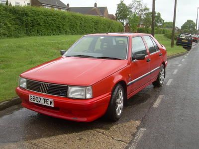 Fiat Croma MkI 1989.