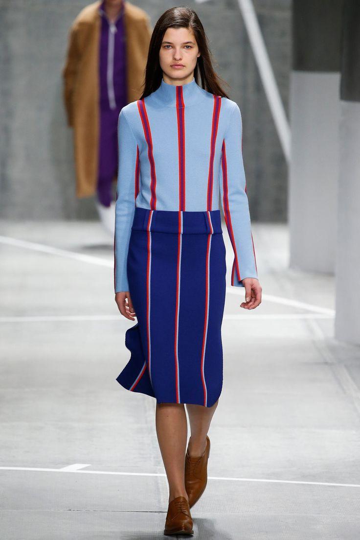 Lacoste Fall 2015 Ready-to-Wear Fashion Show - Julia van Os (Women)