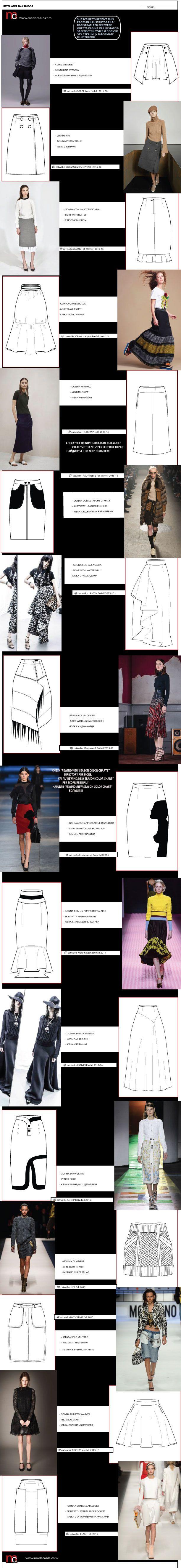 PopUp ModaCable.com  La première jupe est sympa