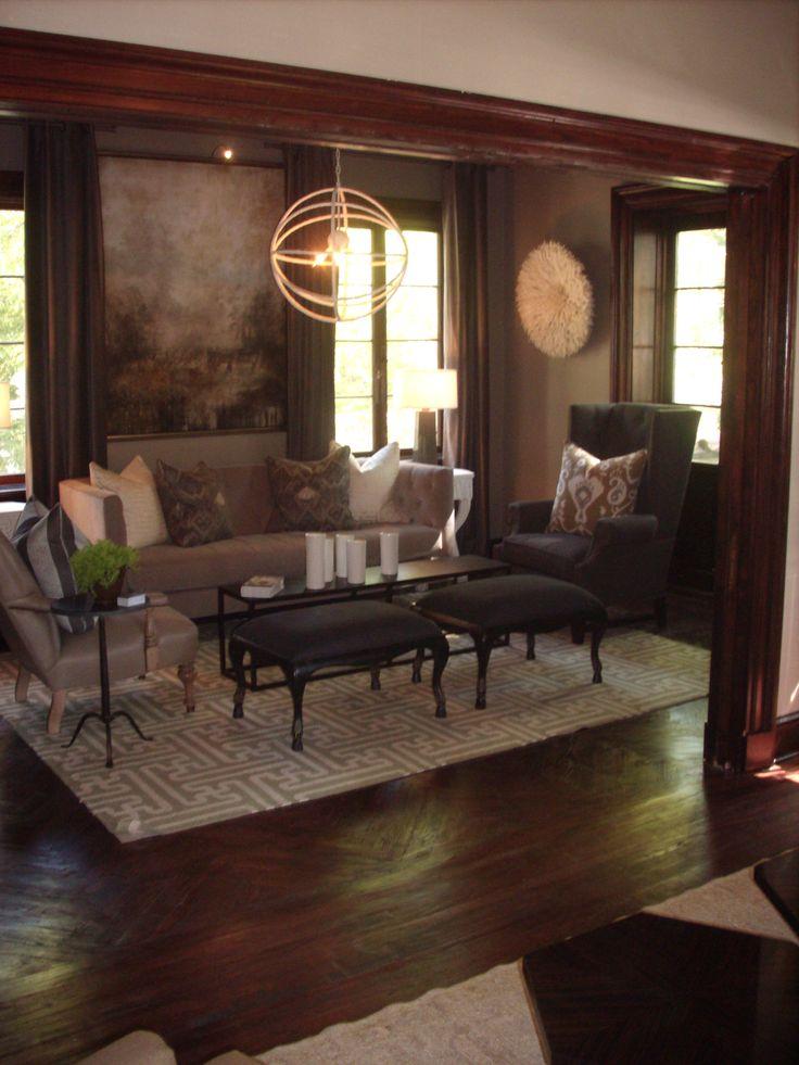 Master Sitting Room Designer Jimmy Stanton