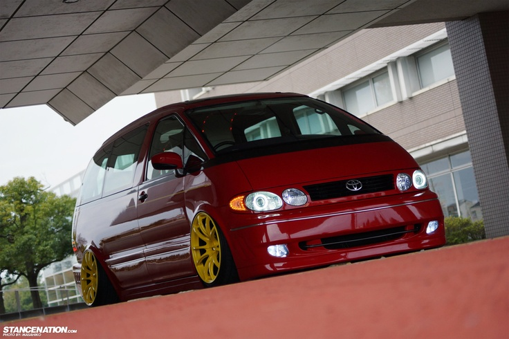 VIP Japan Toyota Estima Lucida (8)