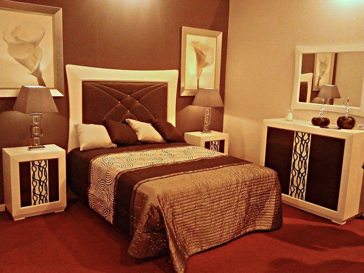 Dormitorio novedad 2014 de la soledad feria del mueble for Muebles vila de cambre