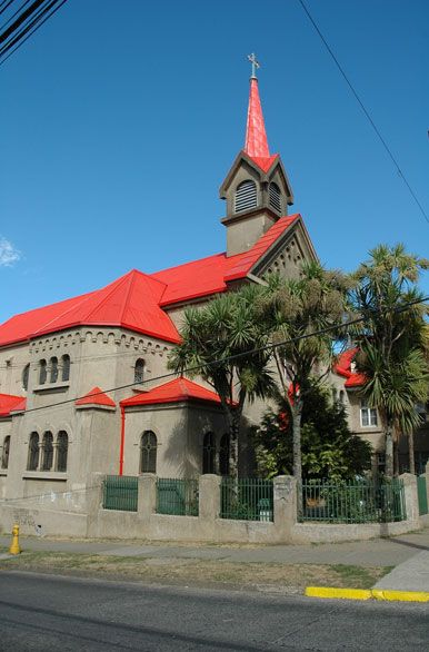 Iglesia - Valdivia