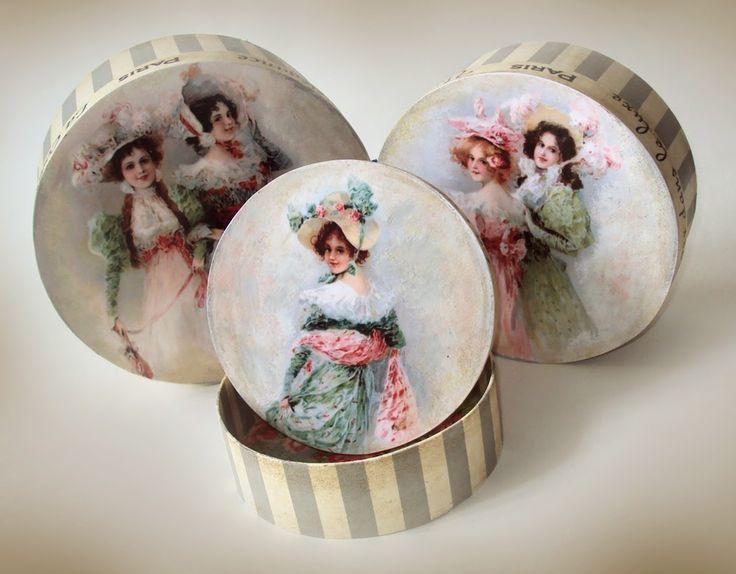 MonaDecu: Романтические подарочные коробки