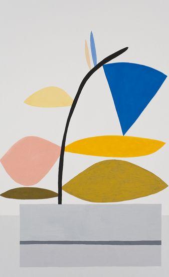 Untitled (2009), jonas wood.