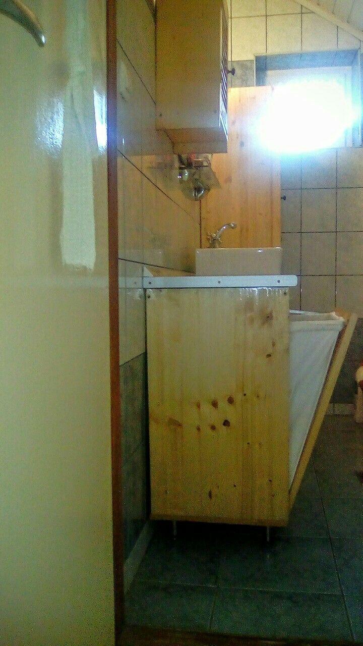 Pibe wood bathroom vanities