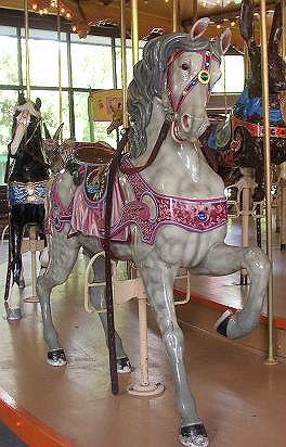 Carousel: Dentzel Carousels,  Carrousel, Carrousel Hors, Enchanted Dentzel, Carousels Horses, Grey Hors, Enchanted Carousels, Beauty Carousels, Carouselhorsef Jpg