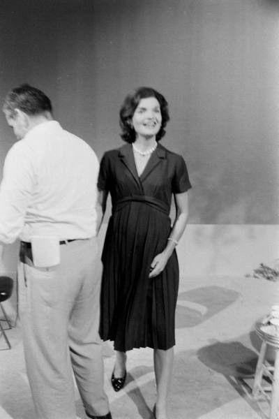Jackie Kennedy Pregnant: Mrs. John F Kennedy