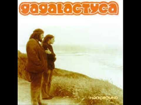 Gagalactyca - Cold Tired And Hungry, Holyground 1973, Bill Nelson, Guita...