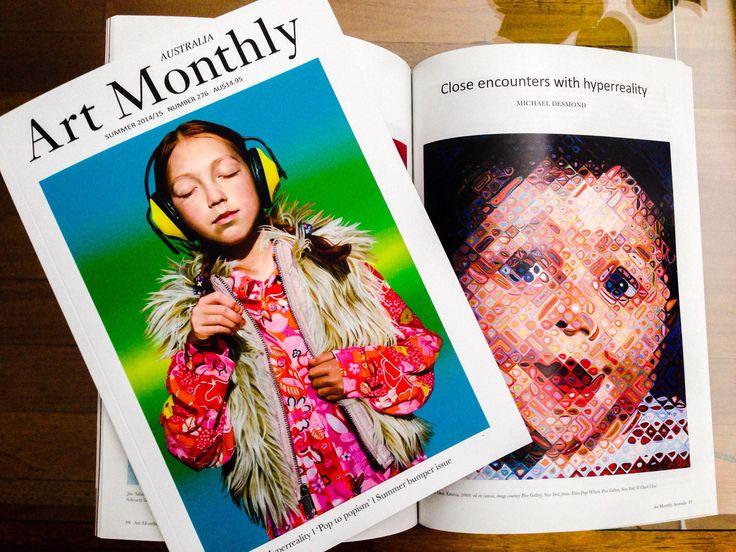 Art Monthly Australia Magazine Summer 2014/15, Number 276