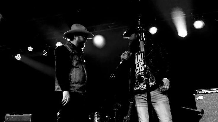 Paul Cauthen and Cody Jinks - Black Hole Sun (1/20/2018) Nashville, TN