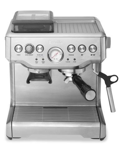 breville barista express espresso machine manual