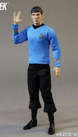Star Trek - akční figurka Spock 15 cm | Figures.cz