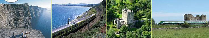 Railtours Ireland First Class! - Train and rail tours in Ireland - quality Bed & Breakfast and hotel accommodation