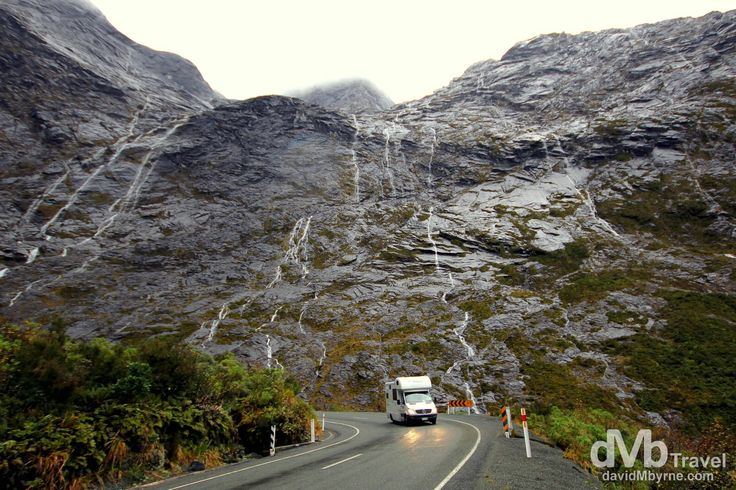 Fiordland, South Island, New Zealand | dMb Travel - Travel with davidMbyrne.com