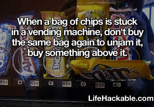Life Hacks (watermark for source) - Imgur