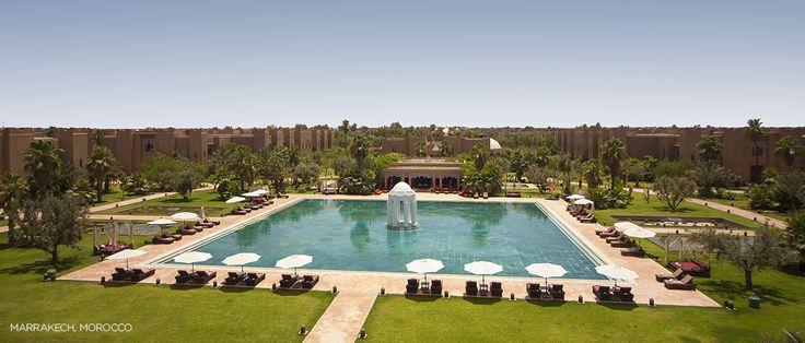 Amazing pool of the Taj Palace #hotel #photography