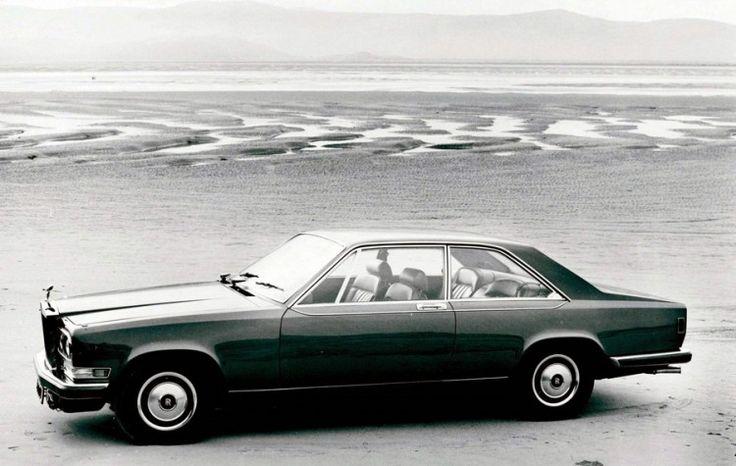 Rolls-Royce Camargue.