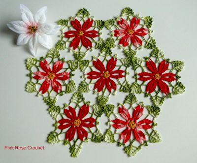 Guias Mágicos: crochê Muster siehe weiter unten