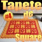 TAPETE DE SQUARE #4 (Videoaula)