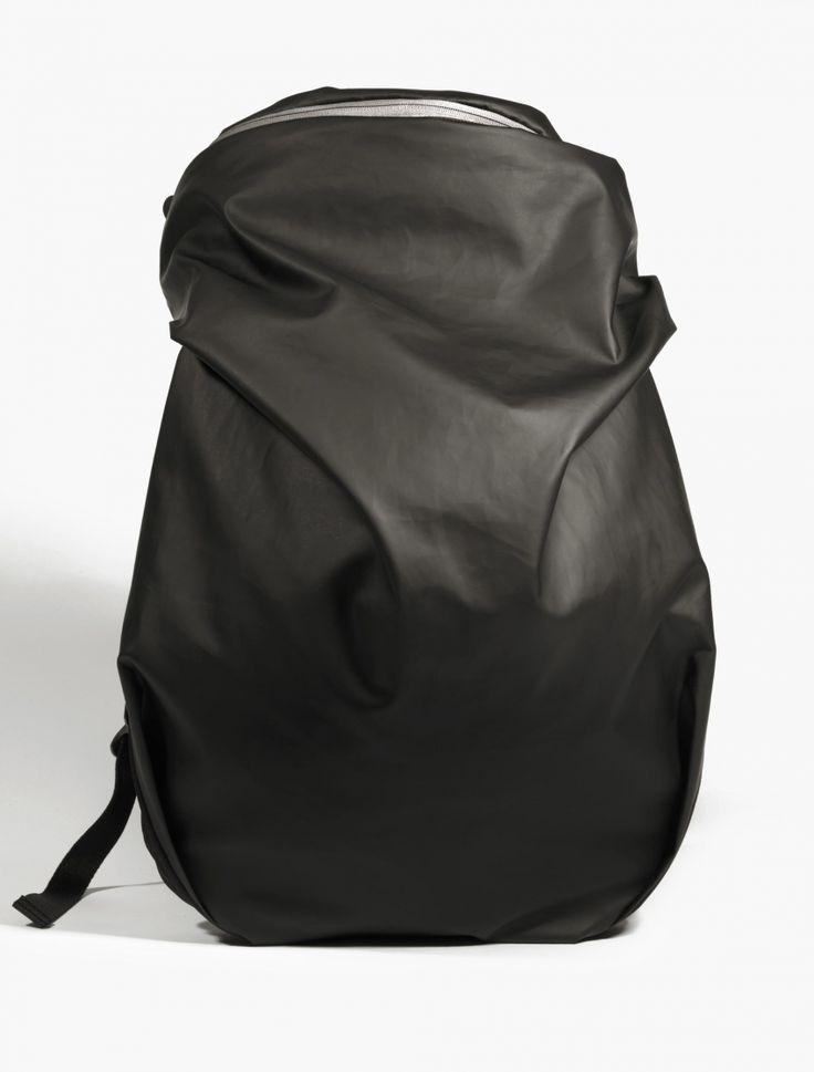 Cote & Ciel,Black Nile Backpack,BLACK,0