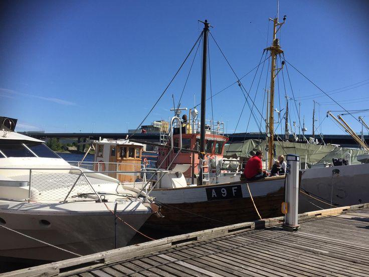 Port of Drammen - Norway