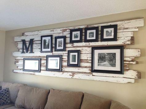 Die besten 25+ Fotos aufhängen Ideen auf Pinterest Bilder auf - wohnzimmer ideen selber machen