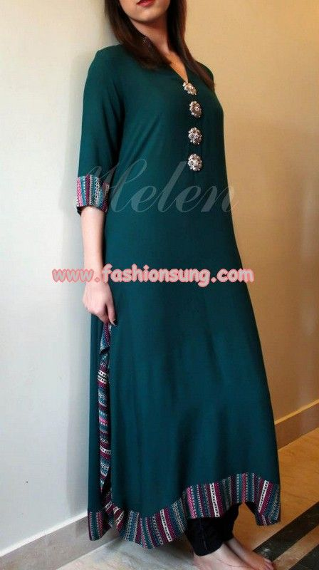 Helen Casual Wear Collection 2013 For Women
