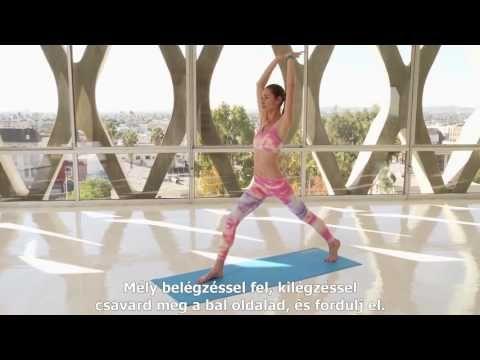 Tara Stiles - Reggeli jóga - YouTube
