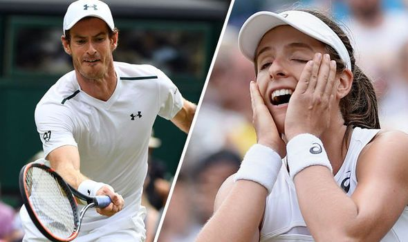 When is the Wimbledon final 2017? Dates times schedule for men's and women's finals
