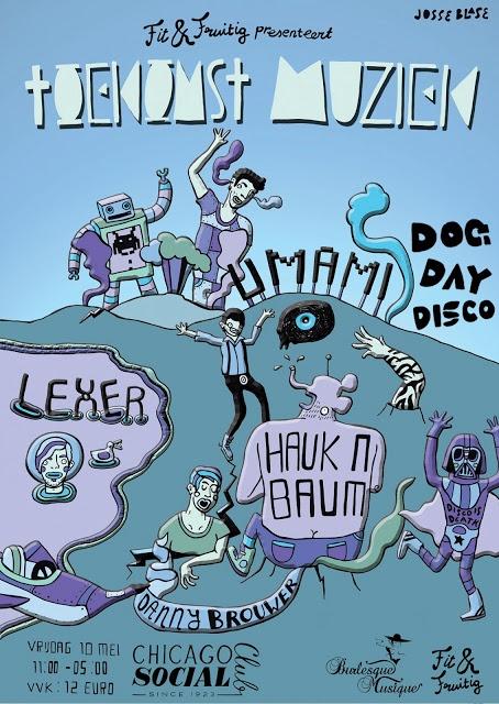 Elegant Josse Blase Fit en Fruitig toekomstmuziek Lexer Umami Hauk n Baum