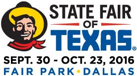State Fair of Texas - not your average state fair, I hear from a reliable source. :D