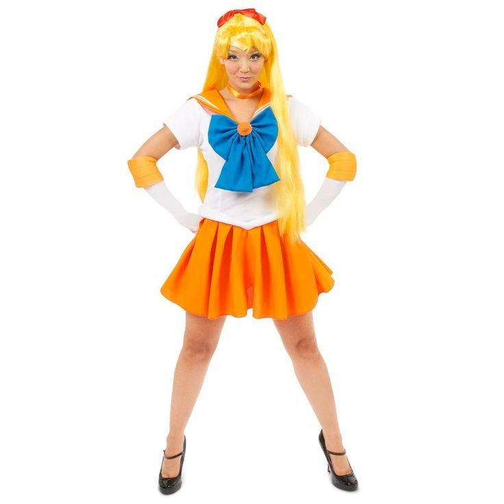 Official Sailor Venus costume http://www.moonkitty.net/reviews-buy-sailor-moon-costumes-cosplay.php