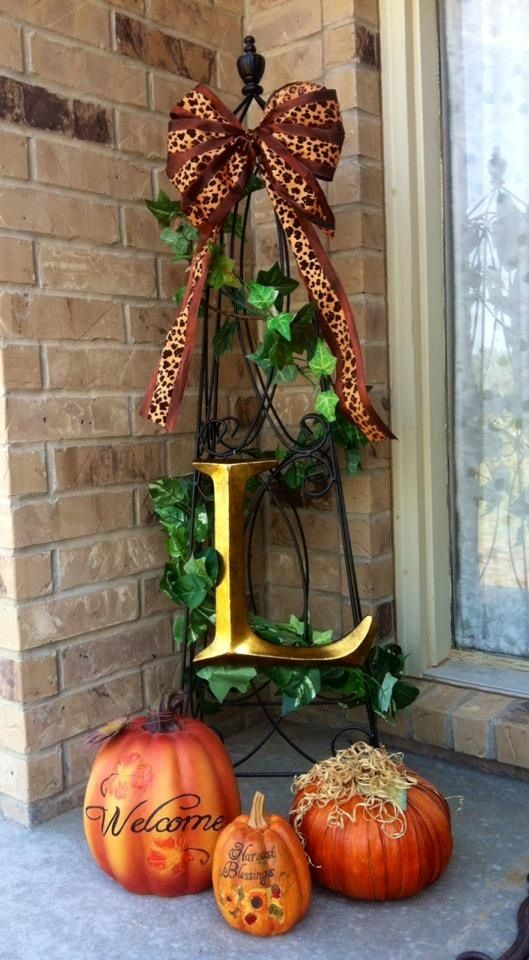 67 best Harvest decorations images on Pinterest Fall season, Fall