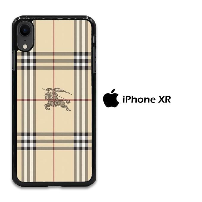official photos da6d9 d3f37 Burberry pattern 006 iPhone XR Case en 2019   ACCESSORIES   Ropa