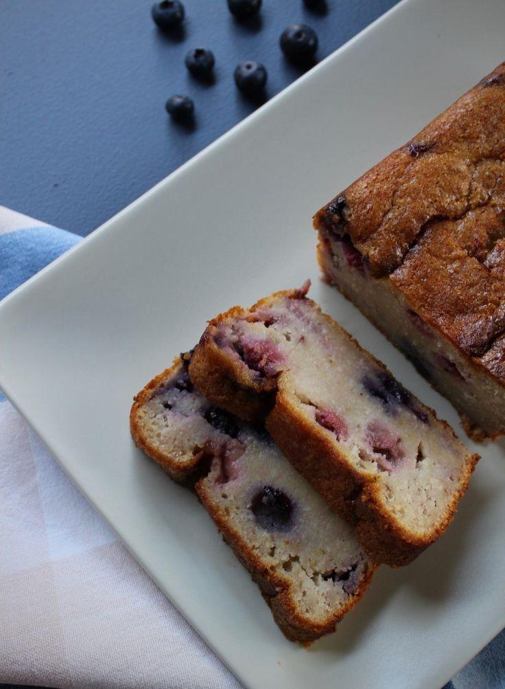 Gluten Free Berry Banana Bread | Wonderland Eats