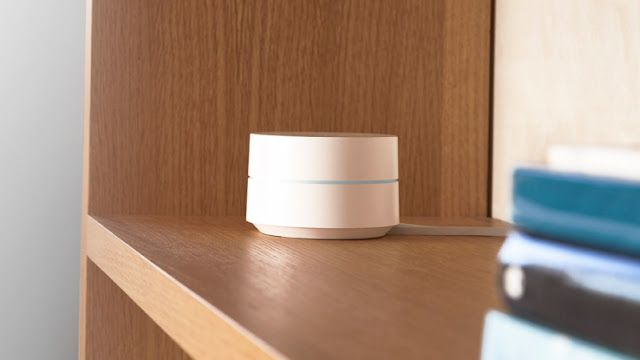 New Google Wifi mesh routers are available for pre-order right now #Google #Wifi #Home #IoT #GoogleWIFI