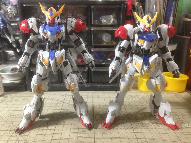 Gundam barbatos lupus hg 144
