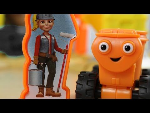 Bob Budowniczy - Na Placu Budowy u Boba Praca Wre! / Mash & Mold Construction Site - YouTube