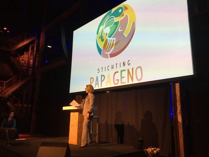 Aaltje van Zweden - stichting Papageno #netwerkkindertherapeuten #congresnkt