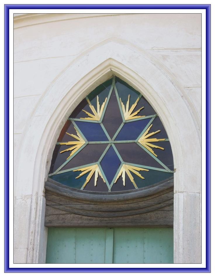 UNESCO - Zelena Hora window