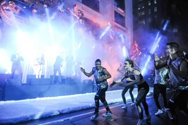 """""""BAZ DAZZLED has allowed us an opportunity to bring theater to Madison Avenue,"""" said Barneys New York Creative Director Dennis Freedman. """"By integrating live performance into the windows, we are breaking the traditional mold of holiday windows for an exciting and unprecedented experience."""""""