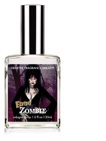 Elvira - ZOMBIE - Demeter Fragrance I have been trying to find this in stores with the other Demeter fragrances. No such luck.
