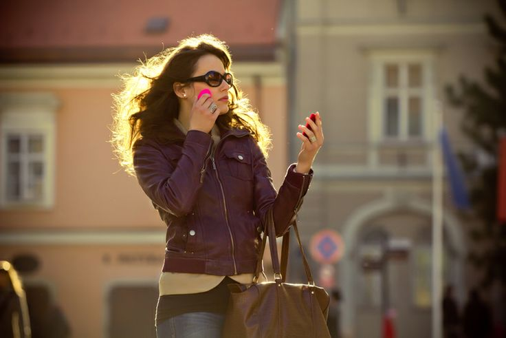 Beautyblender on the street