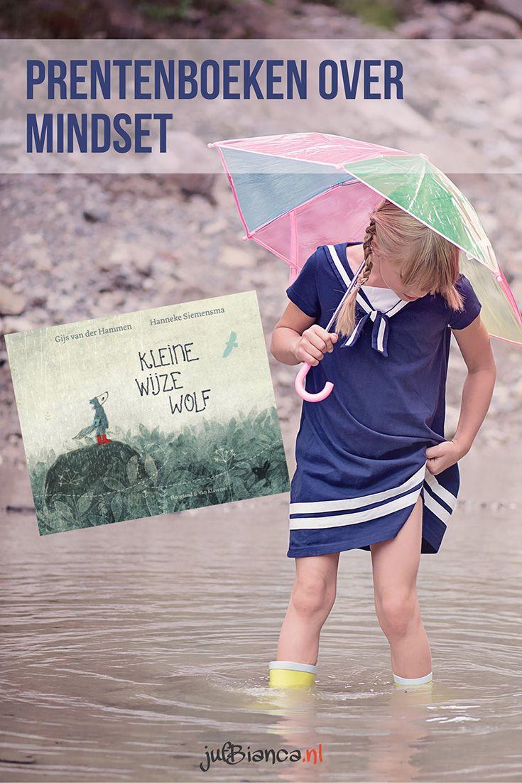 Prentenboeken over mindset: Kleine wijze wolf