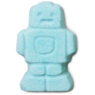 LUSH Bath Bomb: Ickle Baby Bot - Perfect for calming a child before bedtime!!