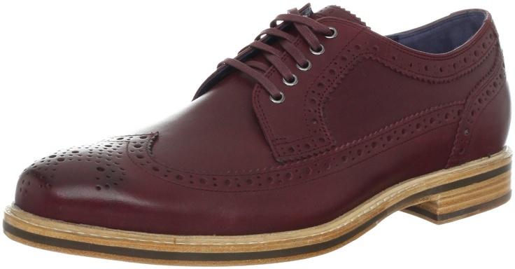 Amazon.com: Cole Haan Mens Cooper SQ Wingtip Oxford: Shoes