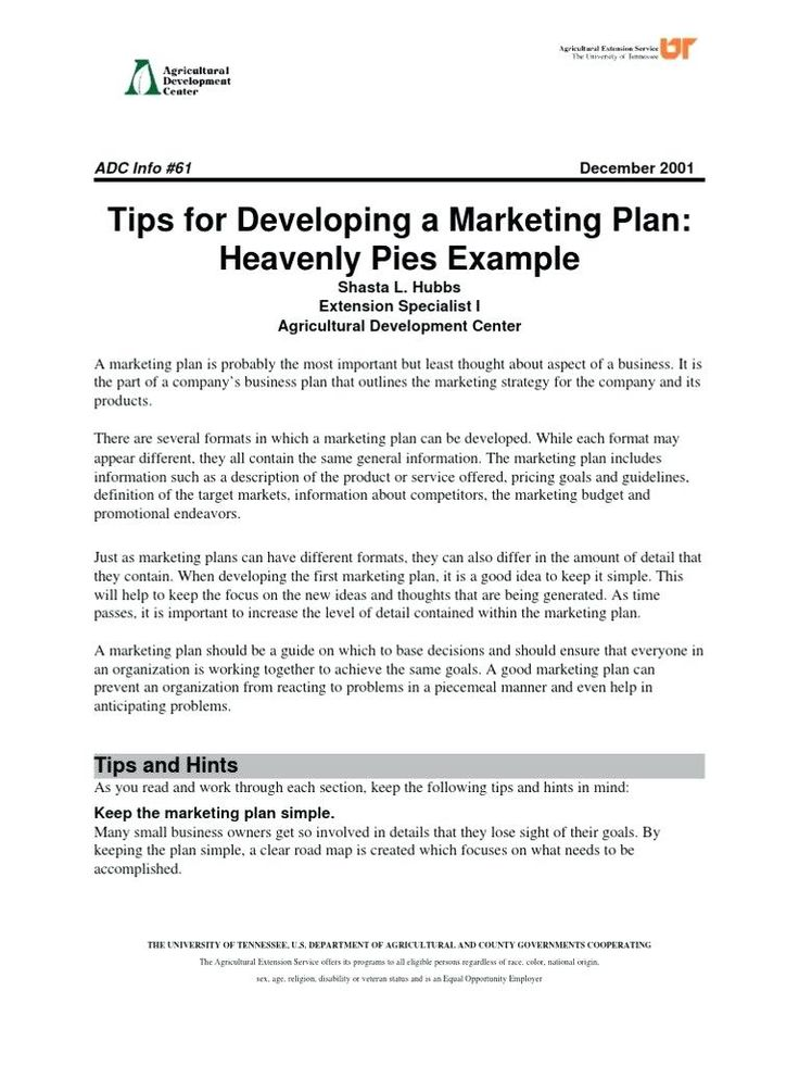 Farming Business Plan Pdf Farm Template Australia Save
