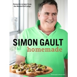 In Simon Gault Homemade, the New Zealand MasterChef judge and award-winning restaurateur shares more than 80 easy-to-master dishes for a host of occasions, from casual family dinners to special celebrations and also offers eight sample dinner menus for headache free entertaining. $60.00 NZD